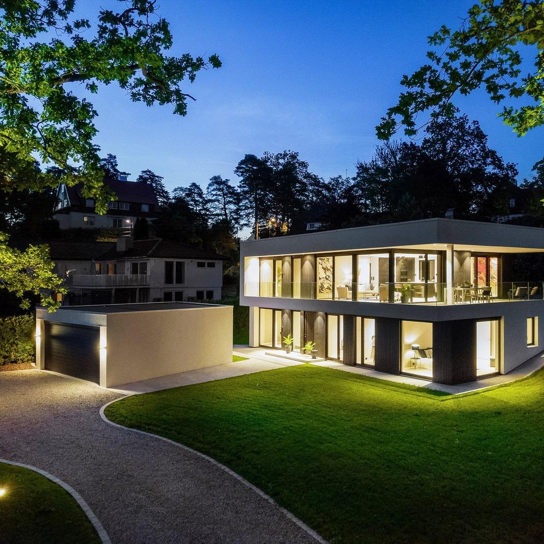 Driv Arkitekter, bolig Sandefjord