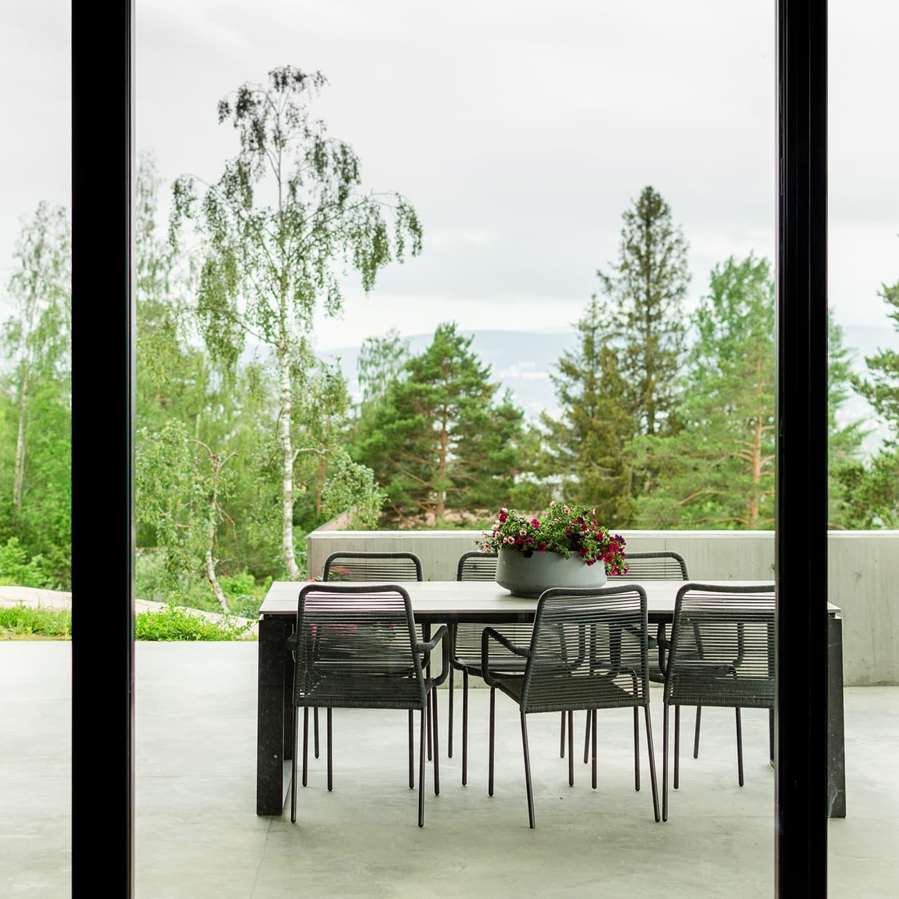 Lier, bolig, balkong, Driv Arkitekter