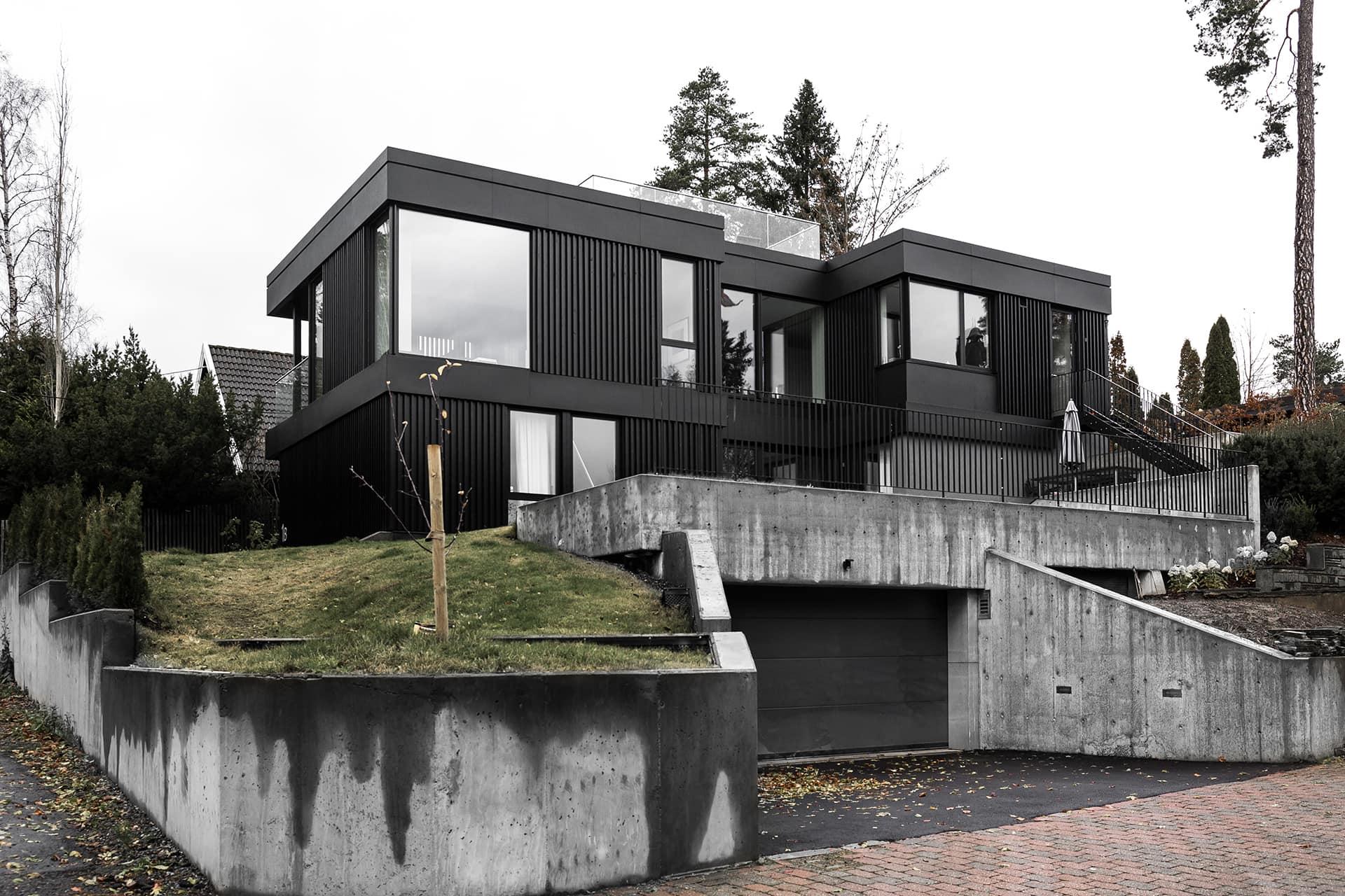 Ris, Oslo, bolig, Driv Arkitekter, foto av WISEWOOD