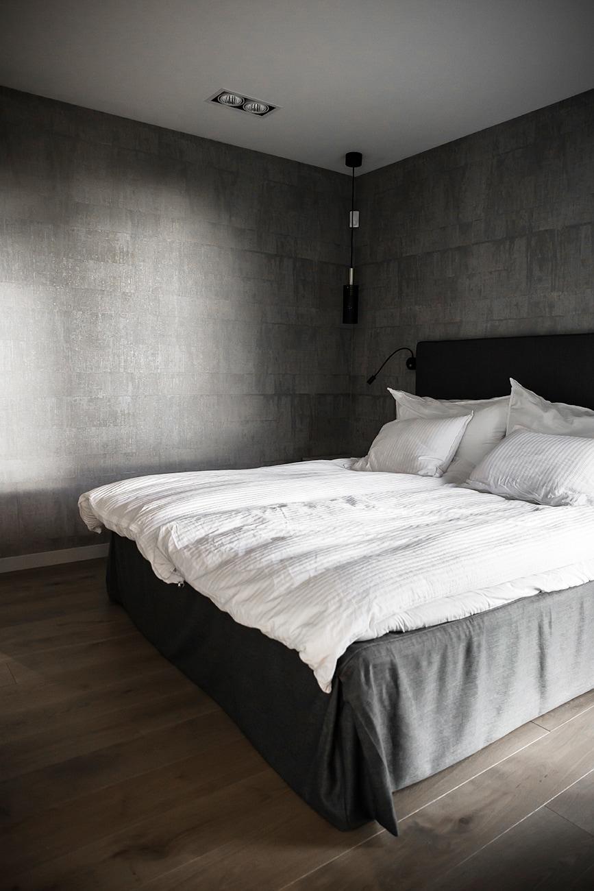 Ris, Oslo, soverom, Driv Arkitekter, foto av WISEWOOD