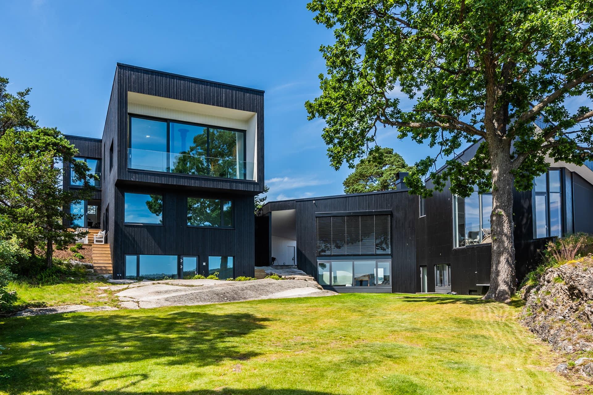 Sandefjord II, bolig